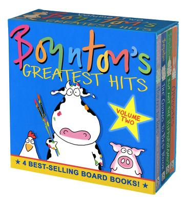 Boynton's Greatest Hits By Boynton, Sandra