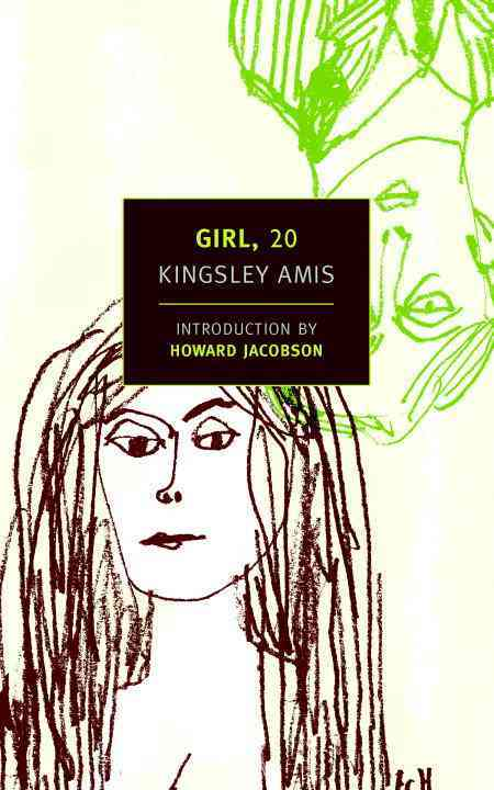Girl, 20 By Amis, Kingsley/ Jacobson, Howard (INT)
